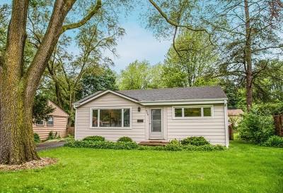 Du Page County Single Family Home New: 406 South Pierce Avenue