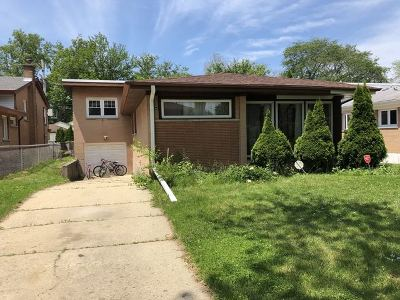 Skokie Single Family Home New: 7404 Kilbourn Avenue