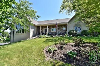 Elgin Single Family Home New: 14n679 Timber Ridge Drive