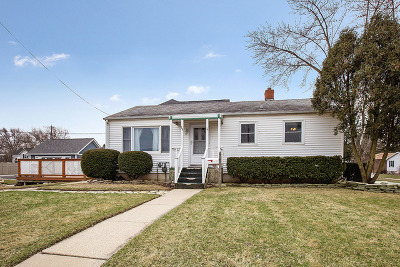 Single Family Home Price Change: 22 East Peiffer Avenue