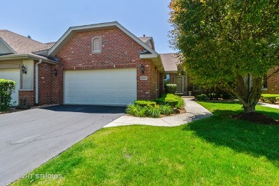 Frankfort Condo/Townhouse New: 10907 Settlers Pond Court