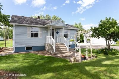 New Lenox Single Family Home New: 215 East Illinois Highway