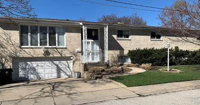 Lincolnwood Single Family Home New: 7001 North Kilpatrick Avenue