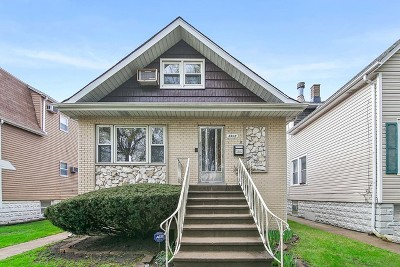 Chicago IL Single Family Home New: $359,000