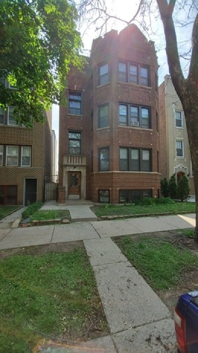 Chicago IL Multi Family Home New: $699,900