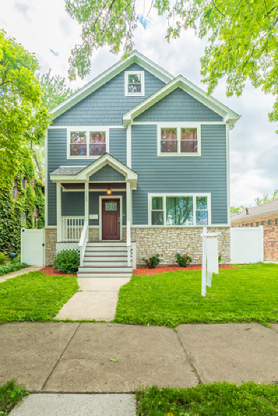 Chicago IL Single Family Home New: $799,000