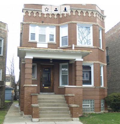 Chicago IL Multi Family Home New: $100,000