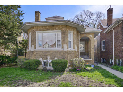 Chicago IL Single Family Home New: $215,000