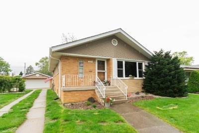 Oak Lawn Single Family Home New: 4529 West 102nd Street
