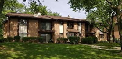 Woodridge Condo/Townhouse For Sale: 8212 Anchor Drive #502