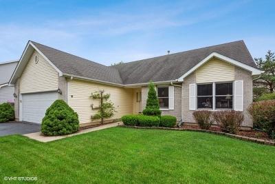 Crystal Lake Single Family Home New: 496 Spring Ridge Drive