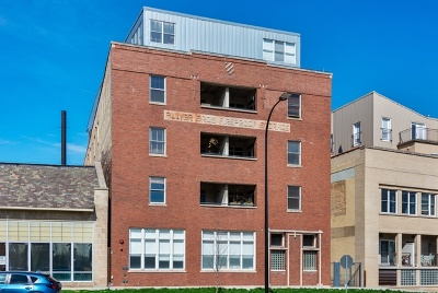 Evanston IL Condo/Townhouse New: $450,000
