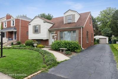 La Grange Park Single Family Home For Sale: 711 North Stone Avenue