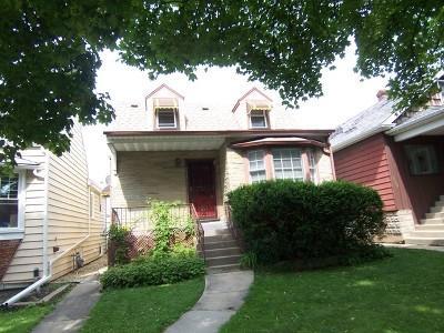 Single Family Home For Sale: 4022 North Octavia Avenue