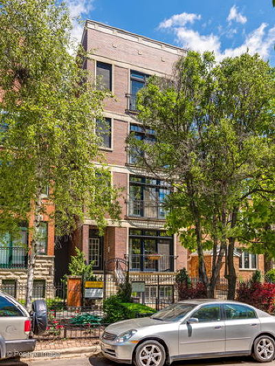 Lakeview Condo/Townhouse New: 924 West Roscoe Street #1