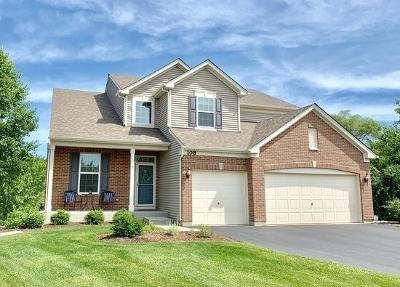 Crystal Lake Single Family Home New: 108 Ashton Lane