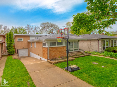 Skokie Single Family Home New: 7410 Kilbourn Avenue