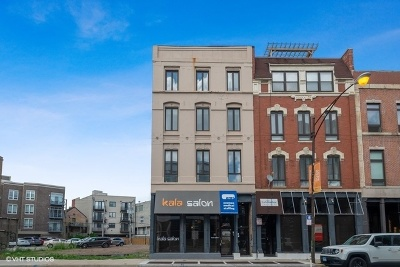 Condo/Townhouse For Sale: 689 North Milwaukee Avenue #6