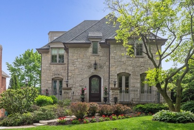 Hinsdale Single Family Home For Sale: 443 South Madison Street