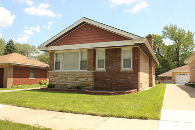 Chicago IL Single Family Home New: $299,900