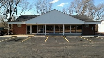 Streamwood Commercial For Sale: 4 North Bartlett Road