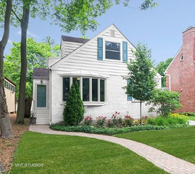 Winnetka Single Family Home New: 1137 Cherry Street