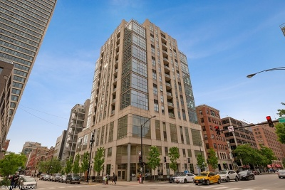 Condo/Townhouse For Sale: 150 West Superior Street #702