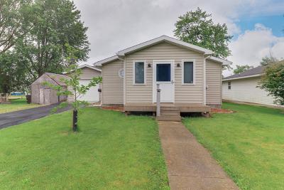 Single Family Home For Sale: 102 South Elm Street