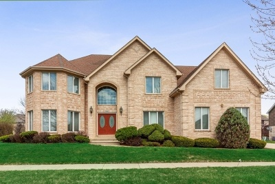 Roselle Single Family Home For Sale: 1160 Blue Heron Way
