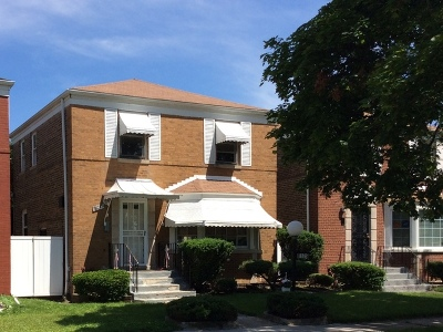 Chicago IL Single Family Home New: $119,000