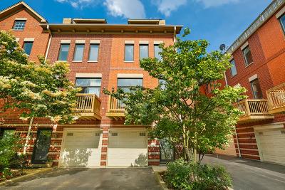 Condo/Townhouse For Sale: 1801 West Winnemac Avenue #G