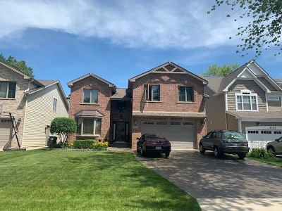 Downers Grove Single Family Home Price Change: 1026 Oxford Street
