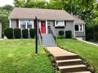 Glen Ellyn Single Family Home Price Change: 304 Bryant Avenue