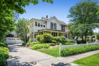 Hinsdale Single Family Home For Sale: 104 East 4th Street
