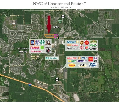 Huntley Residential Lots & Land For Sale: 12009 South Il Route 47