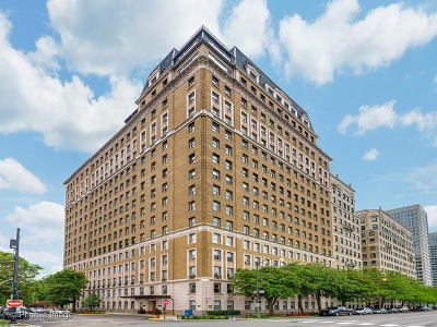 Lakeview Condo/Townhouse New: 3500 North Lake Shore Drive #1B