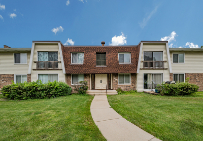 Woodridge Condo/Townhouse For Sale: 3018 Roberts Drive #5