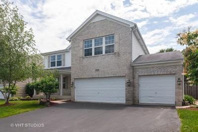 Aurora  Single Family Home For Sale: 2125 Clementi Lane