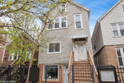 Multi Family Home For Sale: 2620 West Homer Street