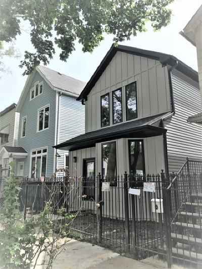 Single Family Home For Sale: 1733 North Drake Avenue