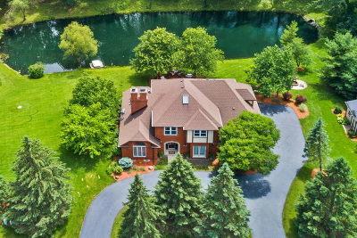 Homer Glen Single Family Home For Sale: 15505 West Thornwood Lane