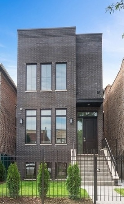 Single Family Home Price Change: 2131 West Huron Street
