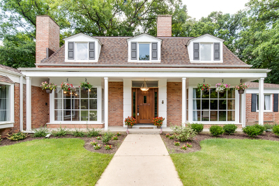 Kane County Single Family Home For Sale: 33w741 Mare Barn Lane