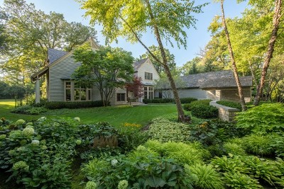 Highland Park Single Family Home For Sale: 1940 Emerald Woods Lane