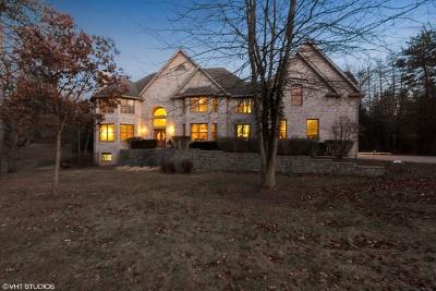 Mc Henry County Single Family Home For Sale: 3918 Carlisle Drive