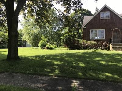 Wheaton Single Family Home For Sale: 702 East Evergreen Street