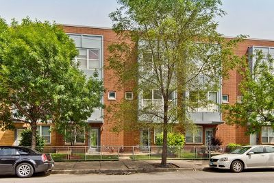 Chicago Condo/Townhouse For Sale: 3464 West Belmont Avenue #O
