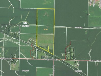 Ogle County Residential Lots & Land For Sale: East Big Mound Road