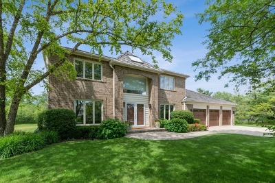Lake Forest Single Family Home For Sale: 120 South Basswood Road