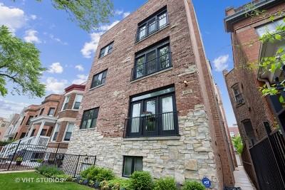 Condo/Townhouse For Sale: 4875 North Ashland Avenue #1B